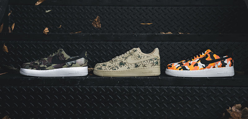 "Nike Air Force 1 Low ""Country Camo Pack"""