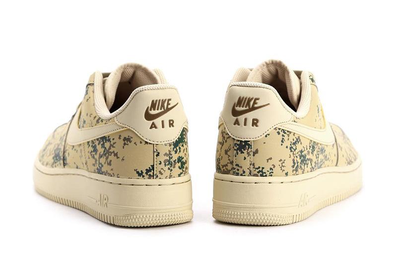 "Nike Air Force 1 Low '07 LV8 ""Team Gold/Team Gold-Golden Beige"""