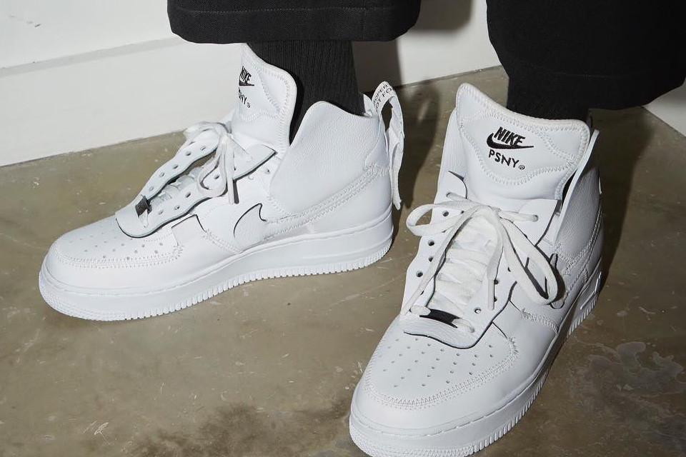 PSNY x NIKE Air Force 1 az AF100 kollekcióból - sneakerbox.hu blog 55b1c94cab
