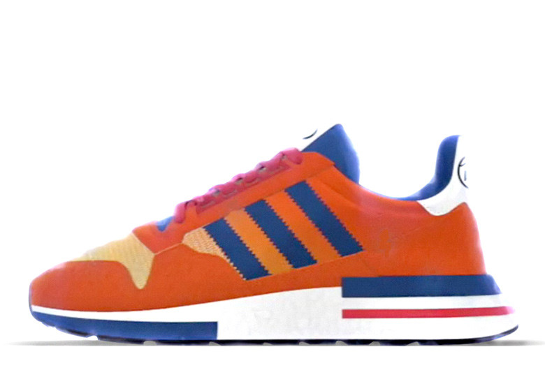 adidas dragon ball son goku zx500