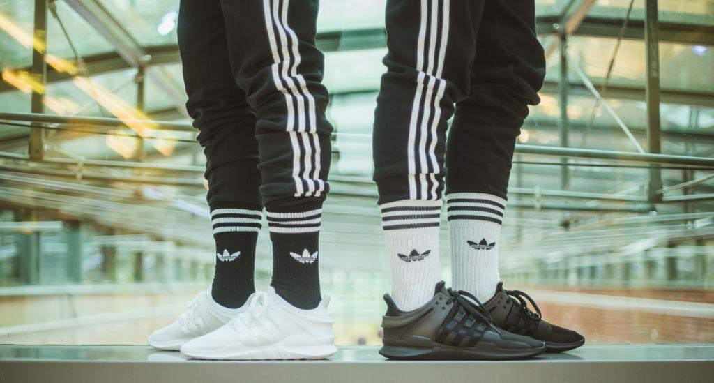 adidas EQT Support ADV fekete és fehér