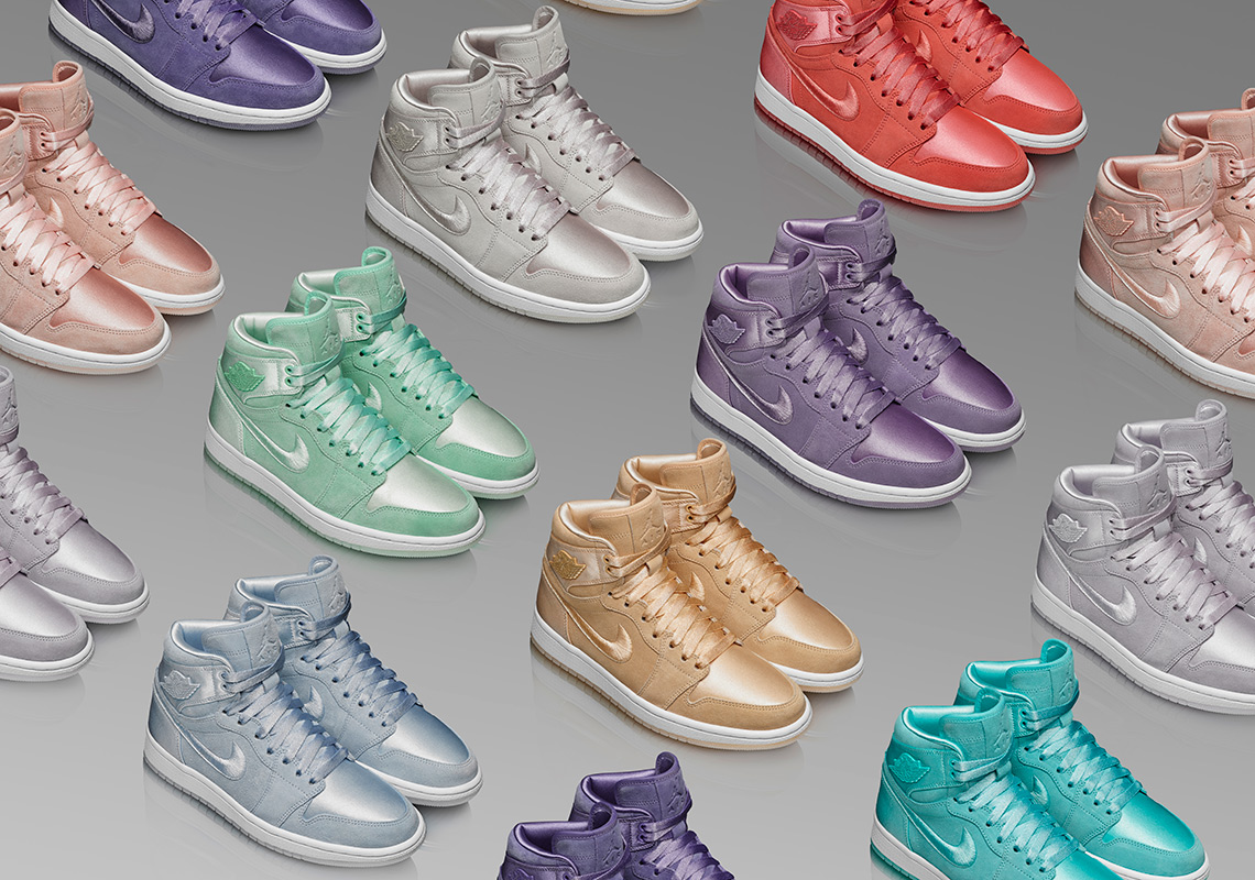 Air Jordan 1 SOH Pastel Pack