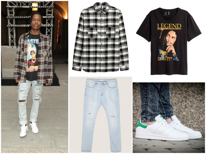 asap rocky fast fashion alternatíva