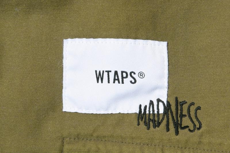 MADNESS x WTAPS logo