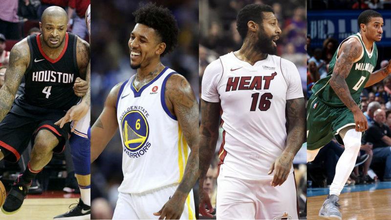 Top 4 NBA sneakerhead