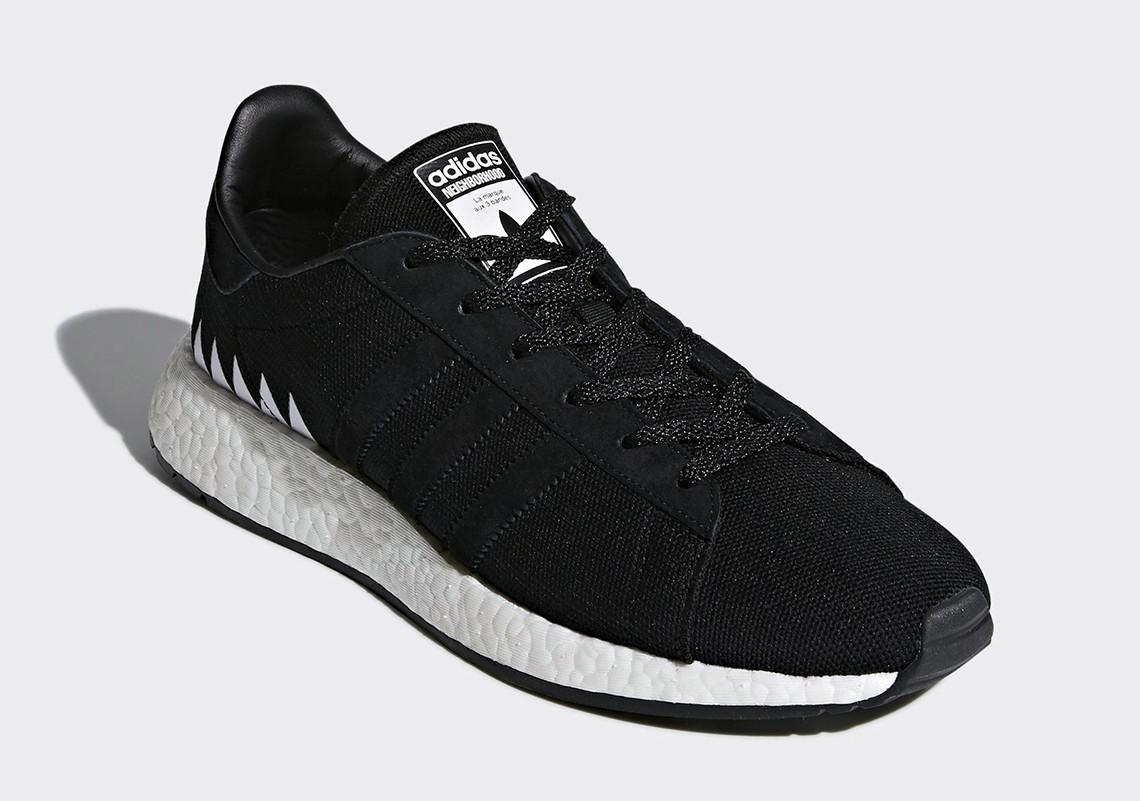 Adidas x Neighborhood collab