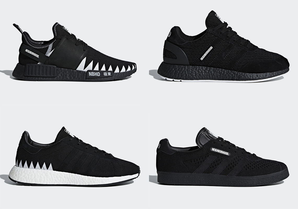 Adidas x Neighborhood collab