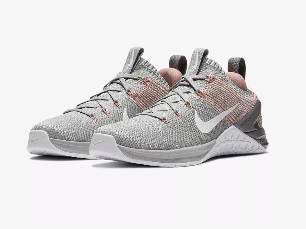 Nike Metcon 4 - Matt ezüst/Rozsdás rózsaszín/Lőporfüst/Fehér - 924595-002 @ Nike Fashion Street
