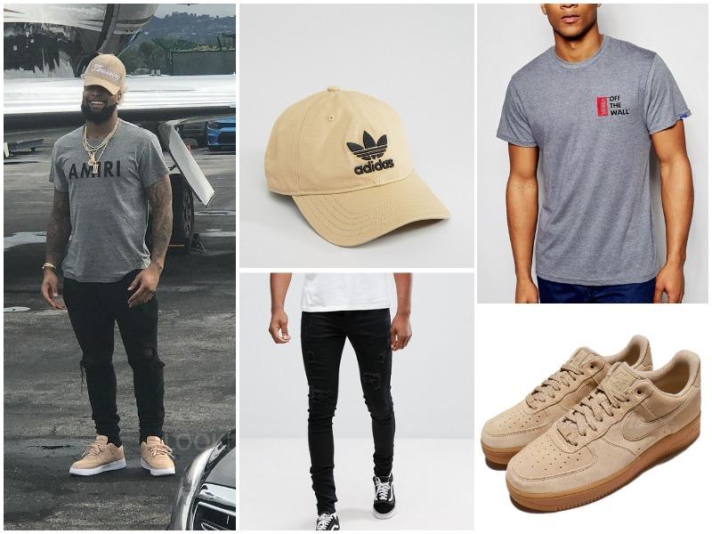 Odell Beckham JR fast fashion alternatíva