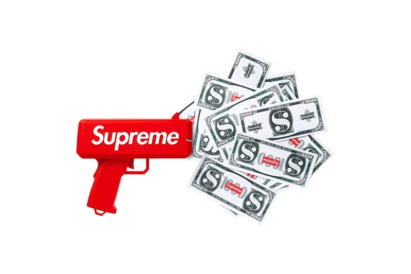 supreme money-gun
