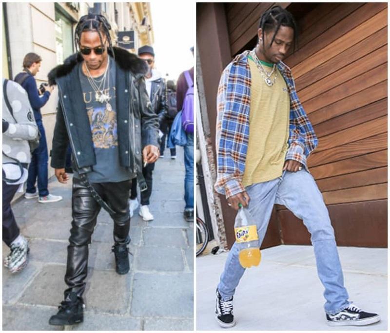 TOP 10 hypebeast outfit 2018 /1: Travis Scott és rocksztár outfitjei
