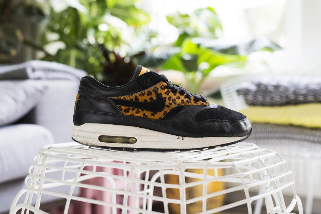 Nike Air Max 1 Leopard Beats