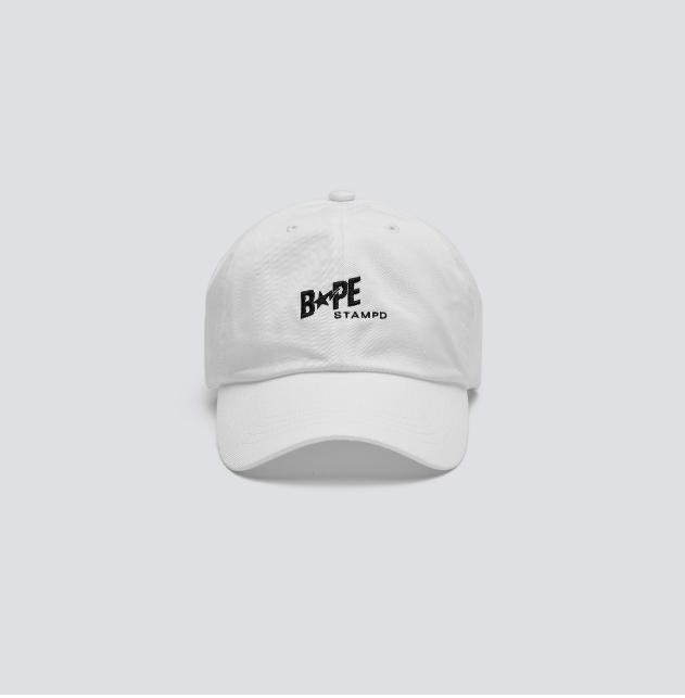Stampd Bape panel cap