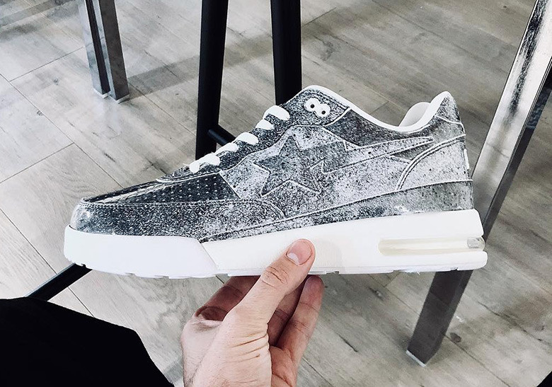 Stampd x Bape Roadsta collaboration first look 01