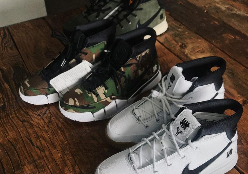Undftd x Nike Kobe 1 Protro Pack