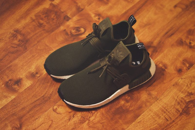 adidas nmd xr1 pk leather cage custom