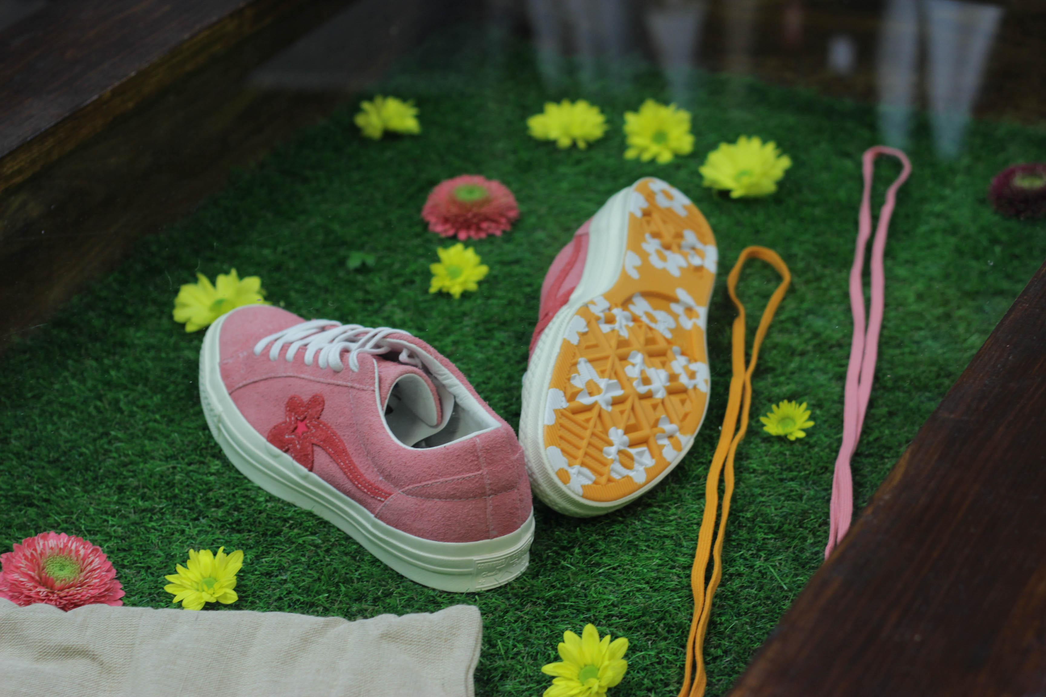 converse tyler the creator golf le fleur