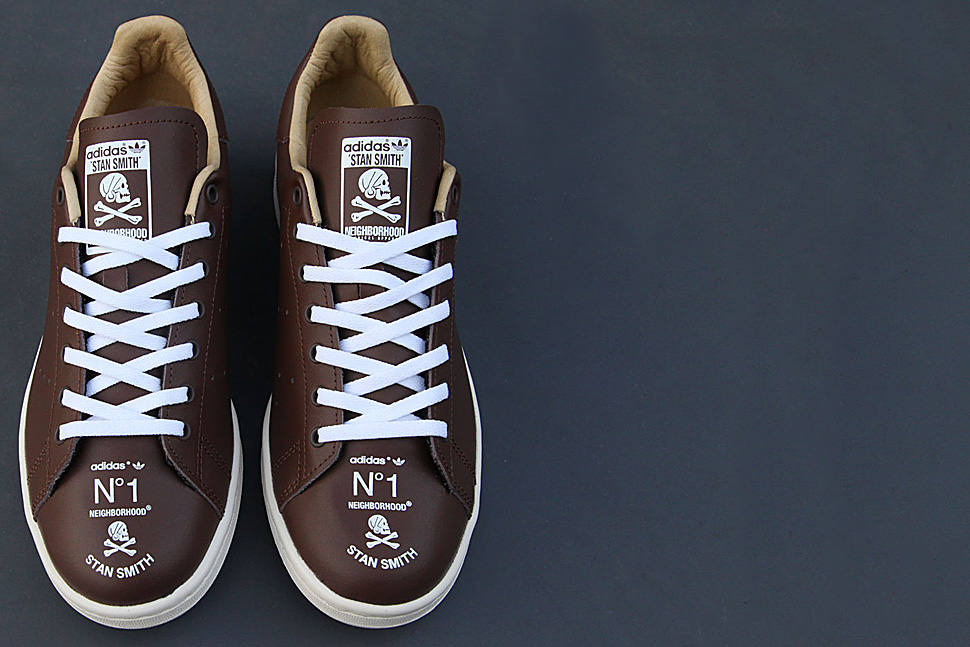 NEIGHBORHOOD x adidas Originals Stan Smith