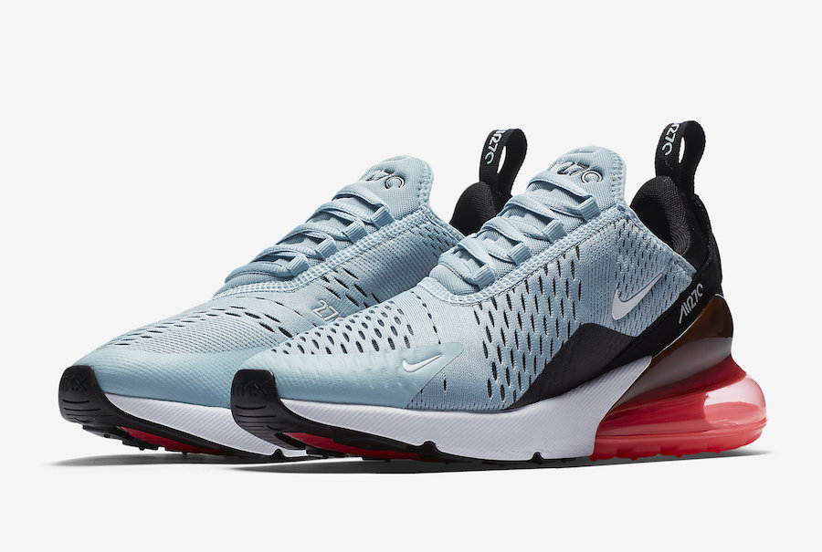 Nike Air Max 270-Ocean Bliss Hot Punch AH6789-400-