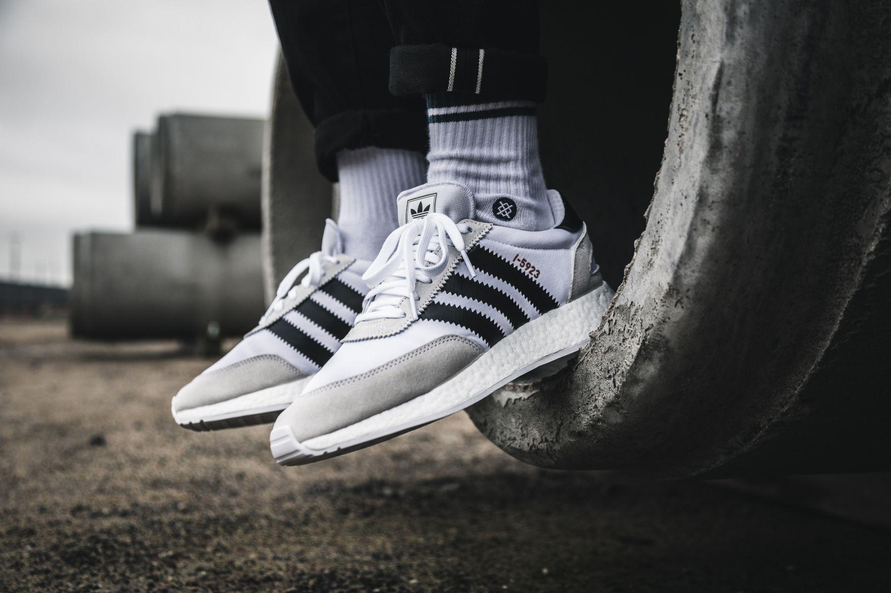 Adidas I-5923 fekete/fehér