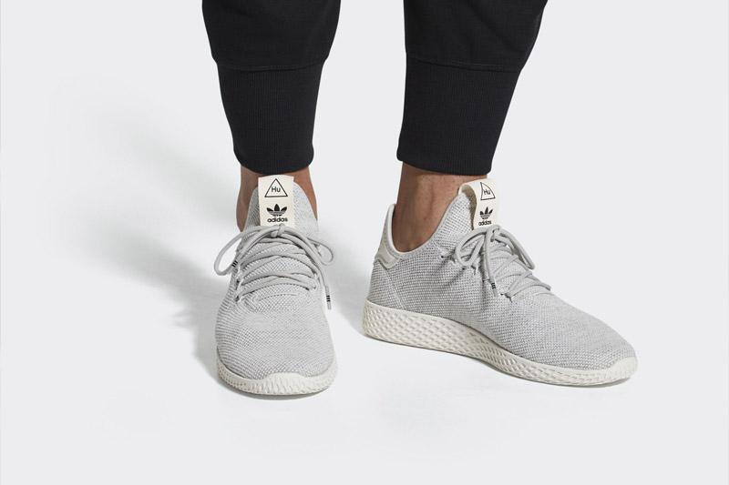 adidas PW Tennis Hu szürke/fehér (AC8698)