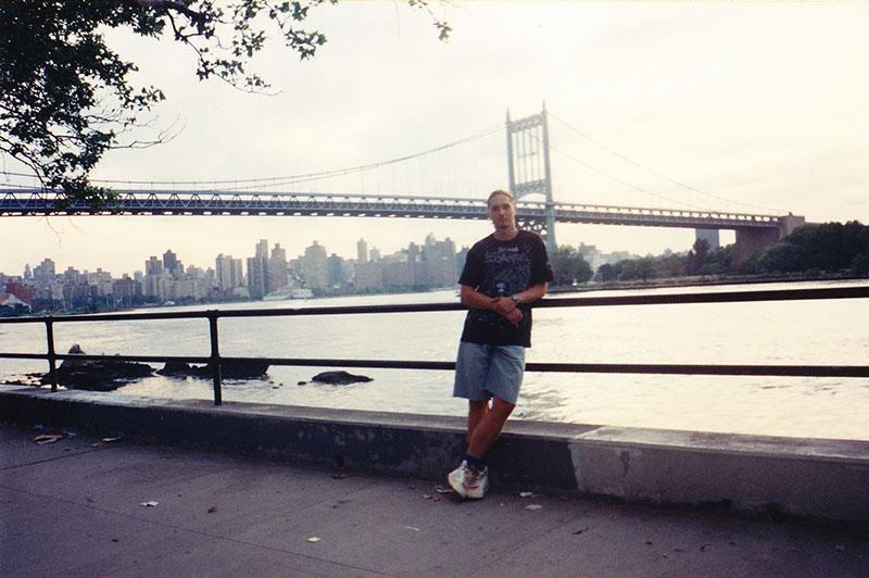 Oldschool: Lajos az USA-ban (1993)