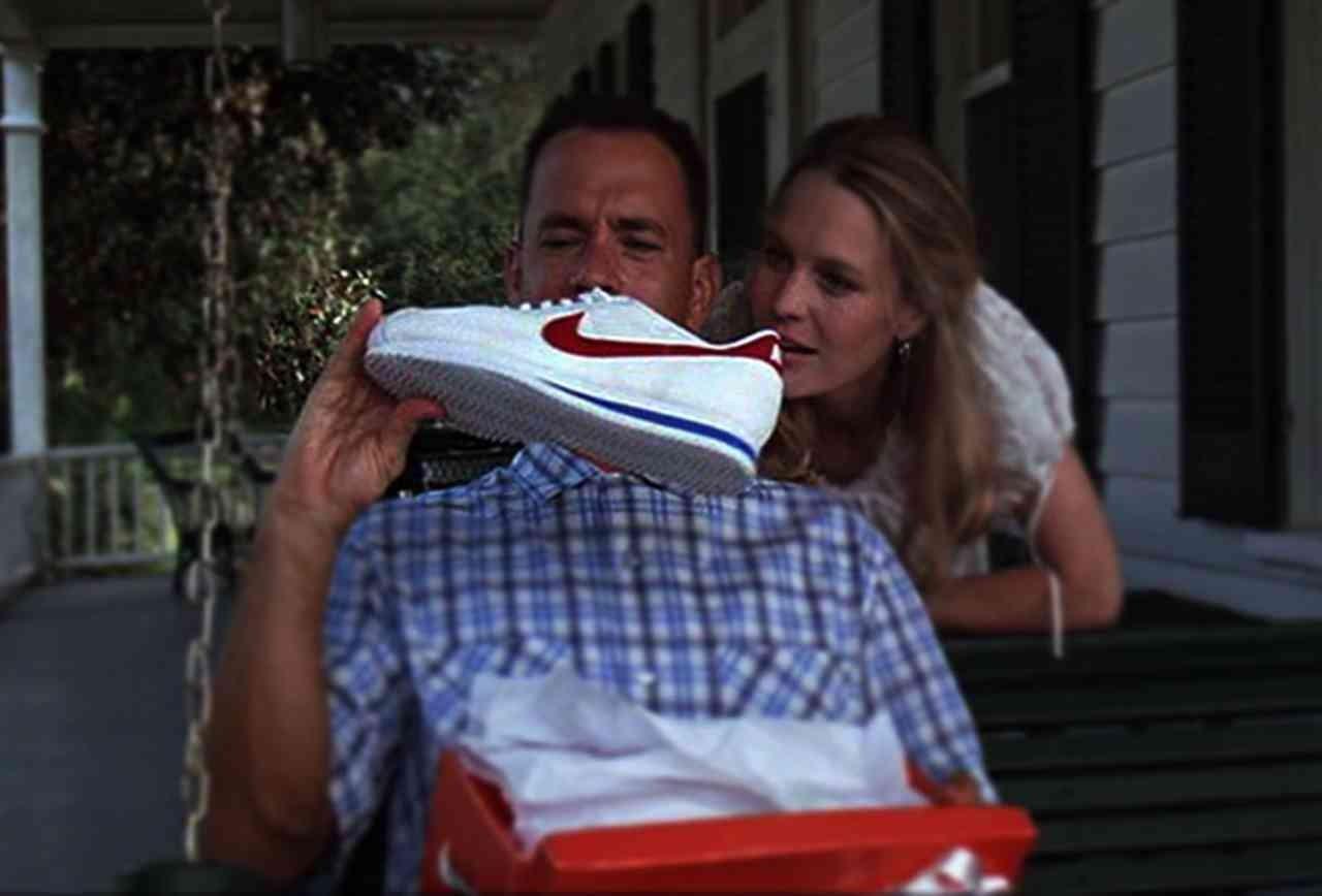 Nike Cortez- Forrest Gump