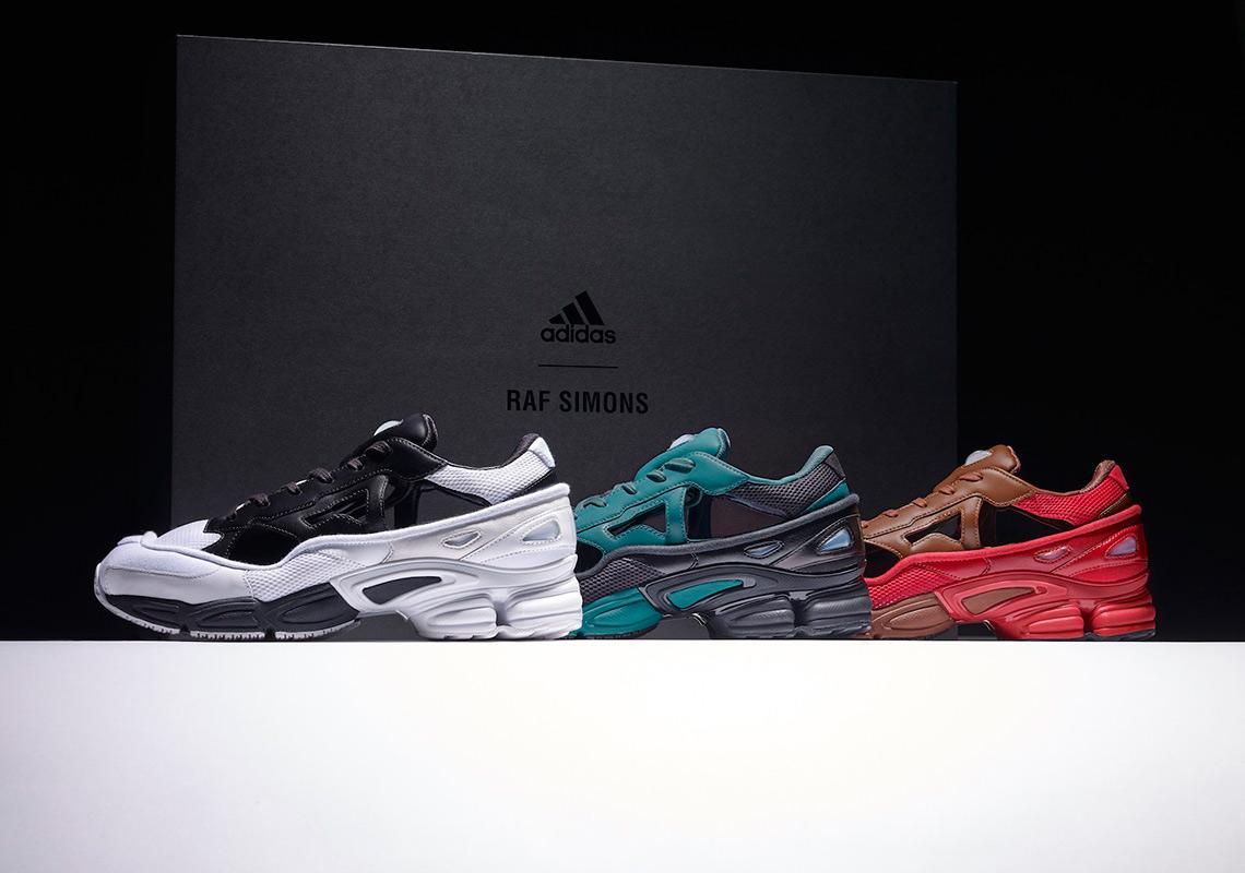 Itt az új Raf Simons x adidas Ozweego Replicant - sneakerbox.hu blog d5f4d5ec43