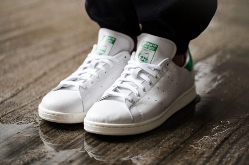 Stan Smith White/Green