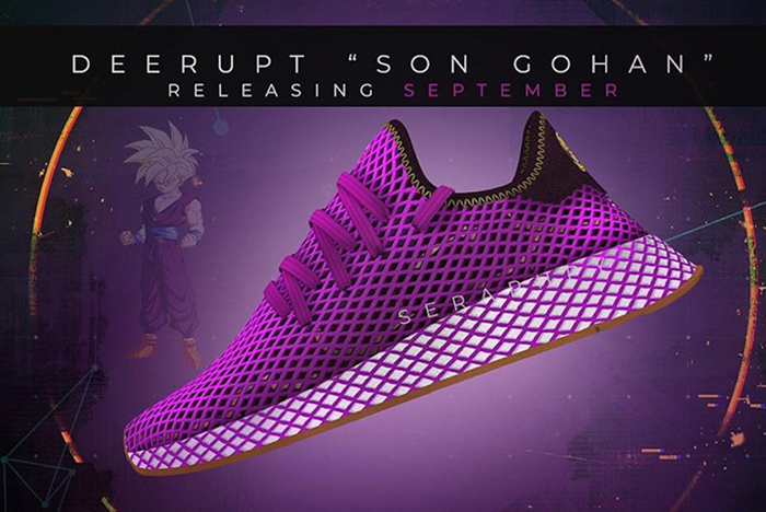 adidas Deerupt x Dragon Ball Z