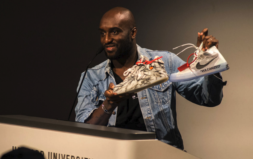 Virgil Abloh: Off-White után LV