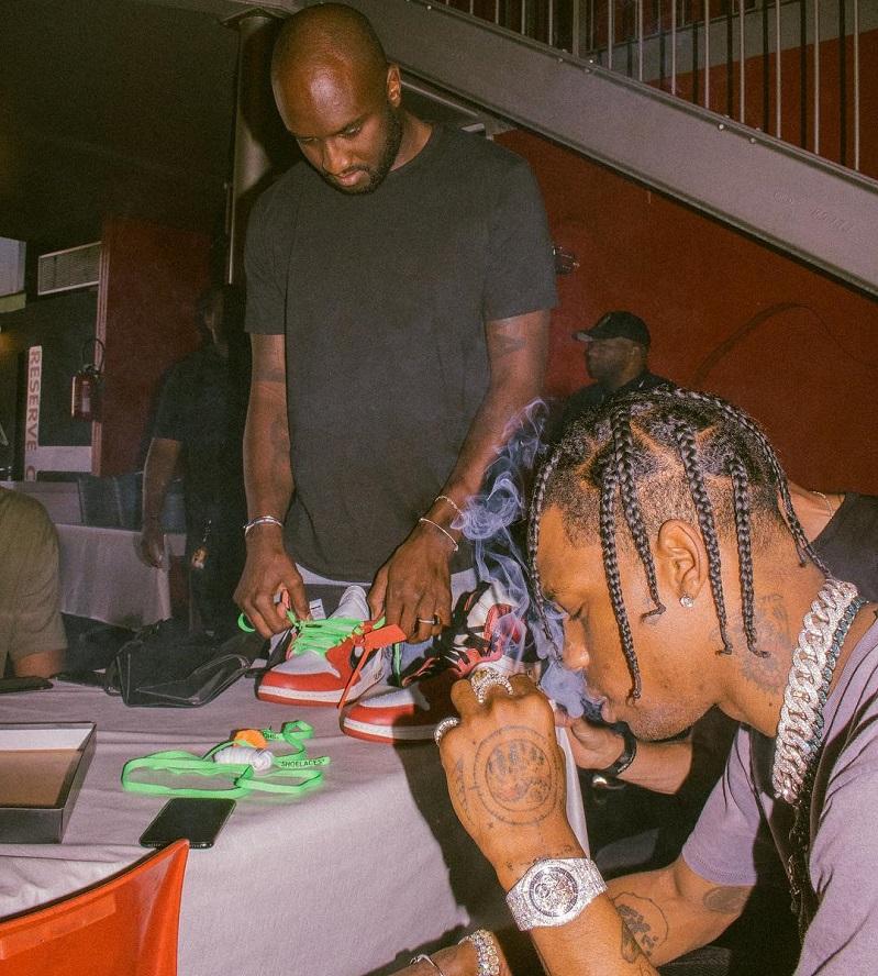 Virgil és Travis