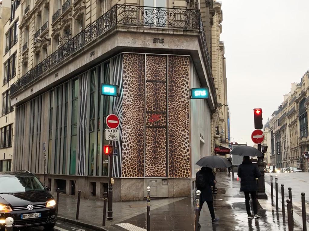 Párizs sneaker store check: Sneakersnstuff / SNS (95 Rue Réaumur)