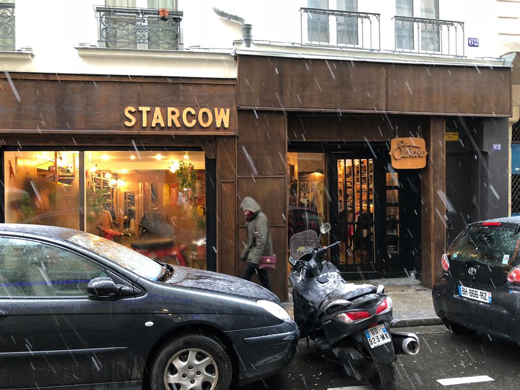 Starcow (64 Rue Saint Honoré, Párizs)