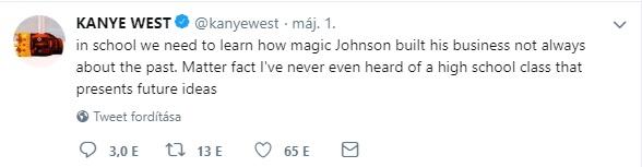 Kanye West New Tweets