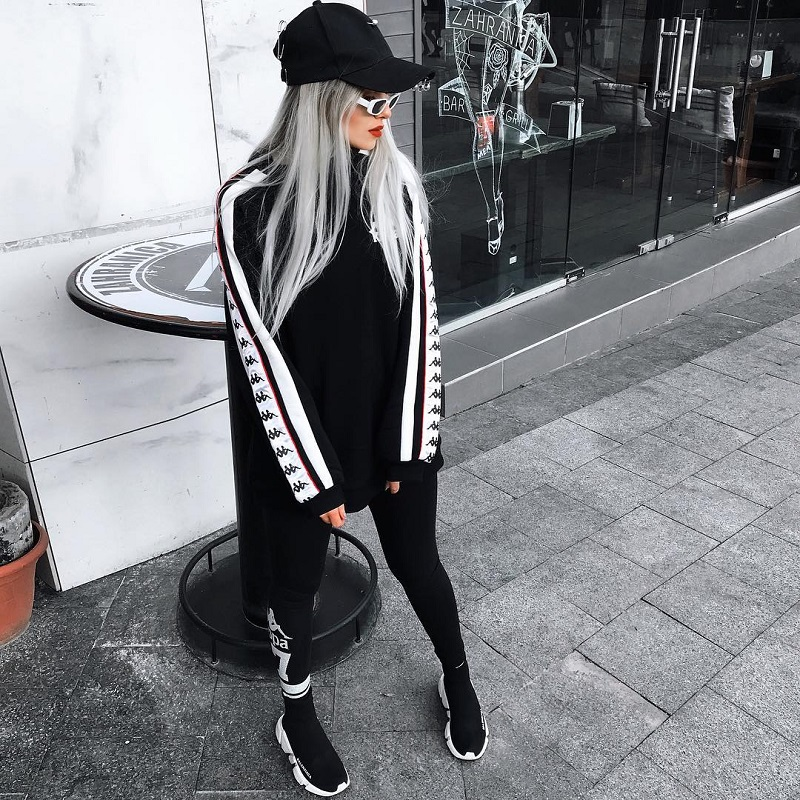 kappa outfit