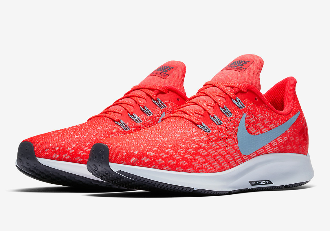 Nike Zoom Pegasus Bright Crimson