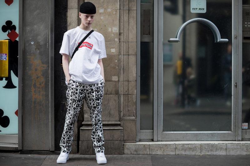 GULLYGUYLEO a streetwear egy ismert figurája