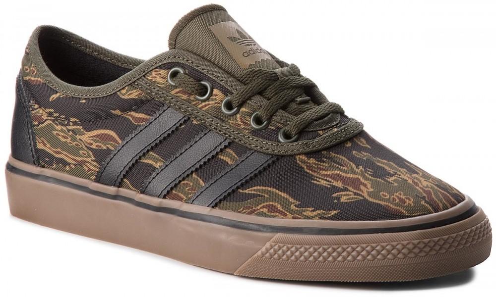 adidas deszkás cipők: Adiease barna/camo B27793