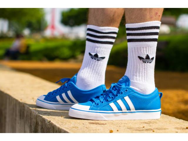 adidas Nizza kék (CQ2330 (A))
