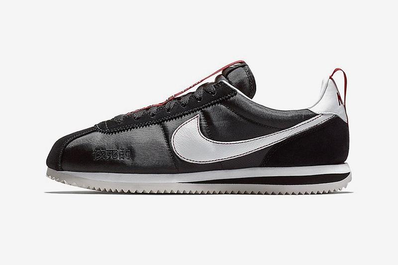 Kendrick Lamar x Nike Cortez 3