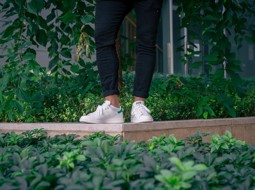 adidas Stan Smith fehér/zöld