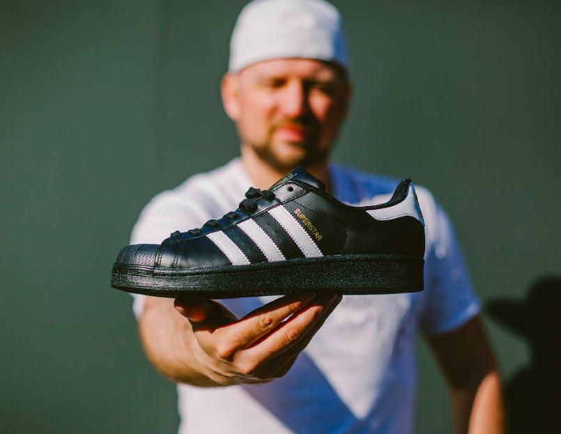 adidas Superstar Foundation hófehér sneakerbox.hu shop