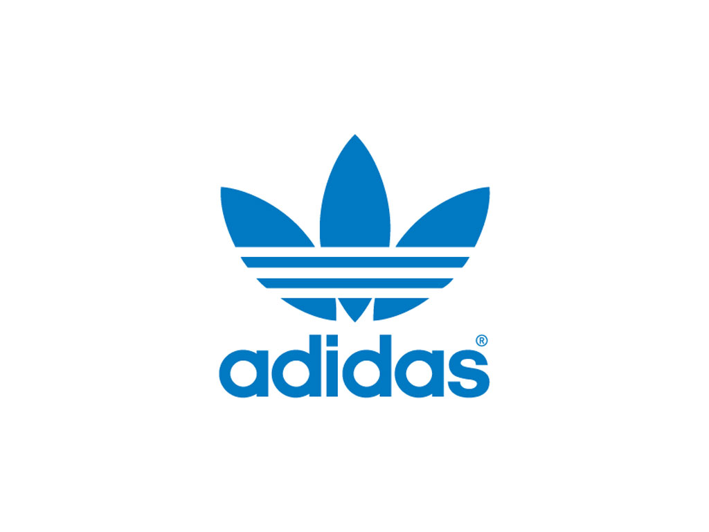 Az adidas háromlevelű logója 1972-ből