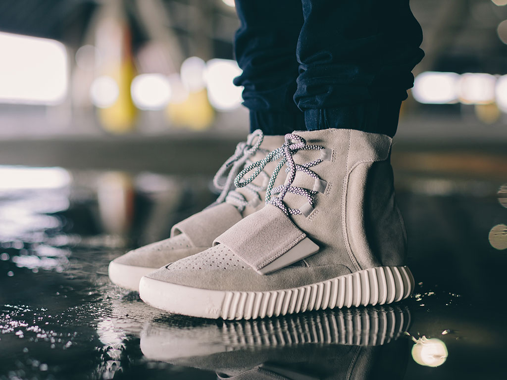 ... az adidas Yeety Boost 750 sneakert viszont senkinek sem kell bemutatni :)