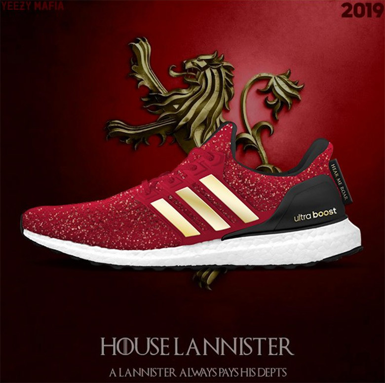 adidas ultra boost lannister