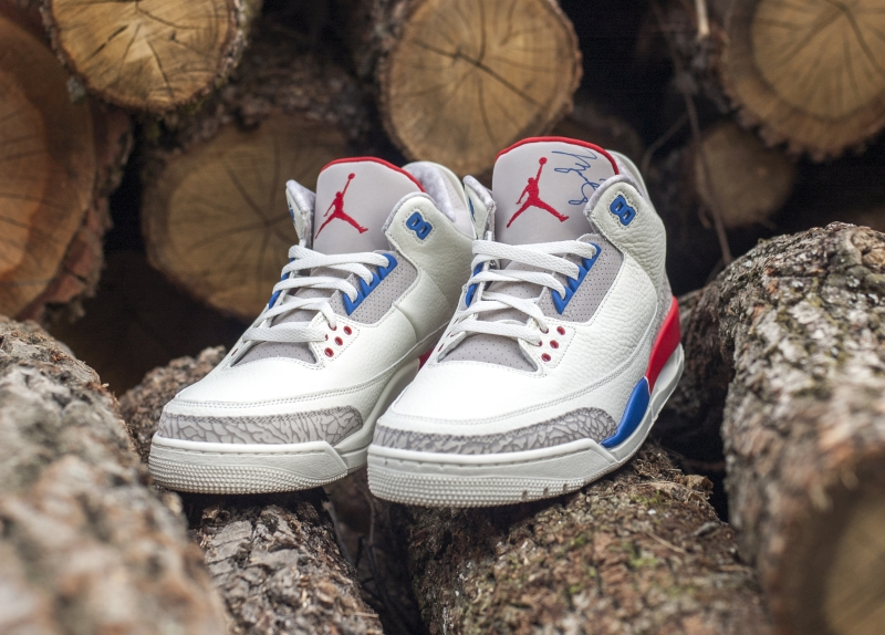 Air Jordan 3 - International Flight