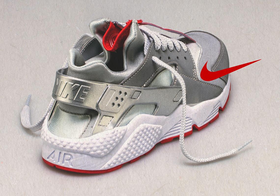 Shoe Palace X Nike Air Huarache