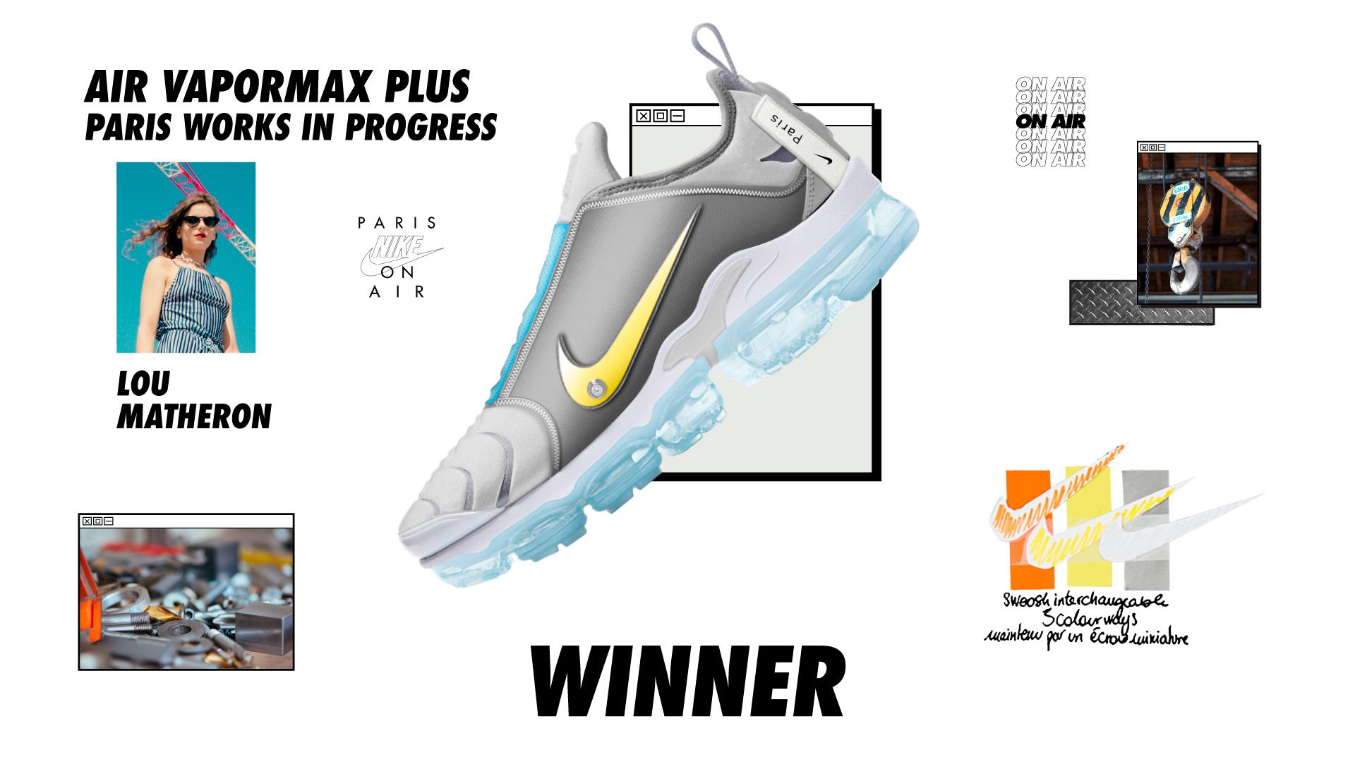 Nike On Air Párizs Lou Matheron