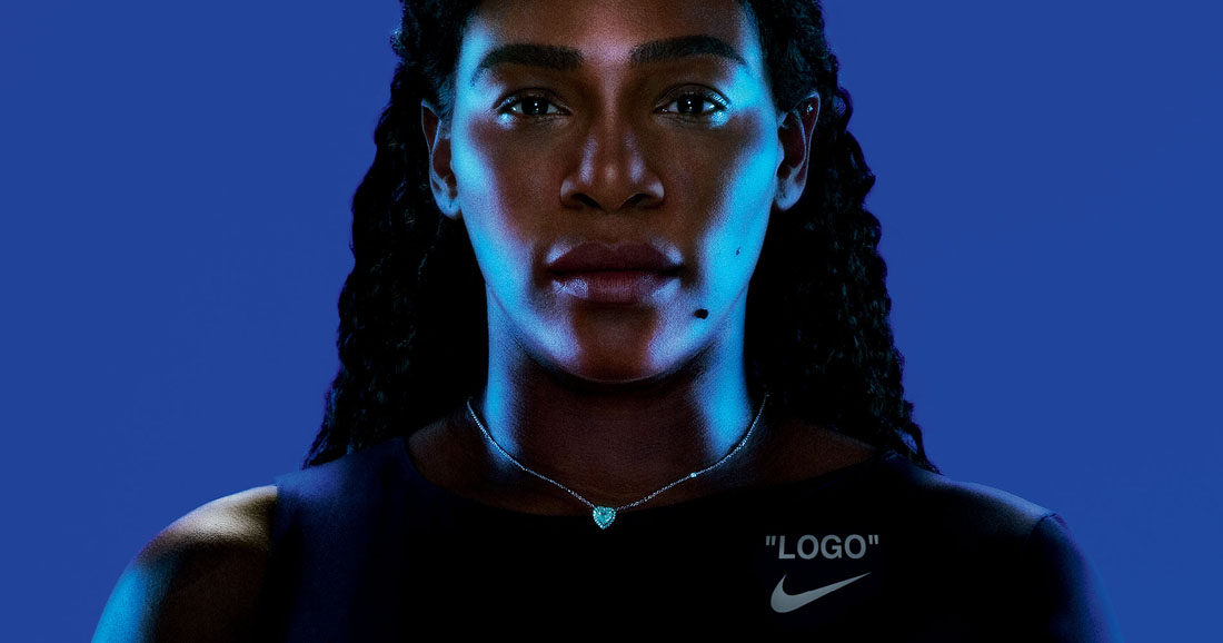 Nike x Virgil Abloh for Serena Williams